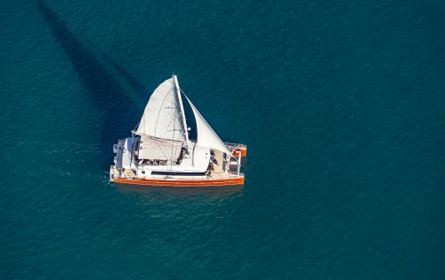 Le Côte d'Argent de l'UBA navigue sur le Bassin d'Arcachon