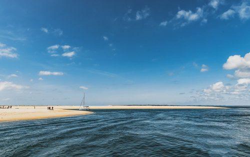 Le Banc d'Arguin du Bassin d'Arcachon