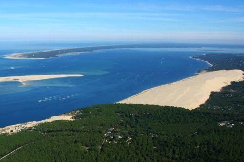 La plus haute dune d'Europe : La Dune du Pilat