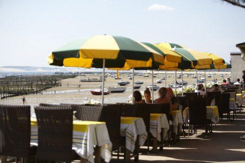 Restaurant l'escale au Cap ferret